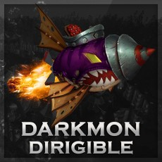 Buy Darkmoon Dirigible Flying Mount WoW | A for ARMADA