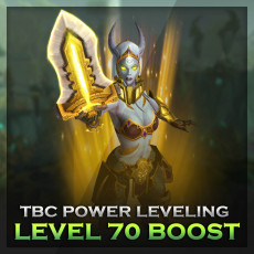 Buy Level 70 Boost – TBC Power Leveling | WoW Services