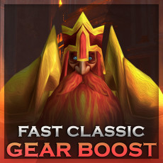Buy WoW Classic Gear Boost | Fast Power Leveling | ARMADA
