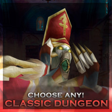 Buy Custom WoW Classic Dungeon Boost | You Choose | Armada