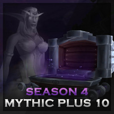 Mythic Plus 10 Boost – WoW Weekly Chest Carries | Armada