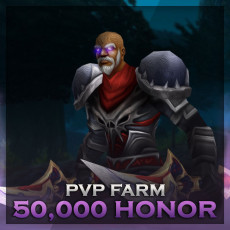 Classic PvP Farm – 50'000 Honor Boost