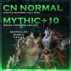 Buy Castle Nathria Normal & Mythic+10 Boost | WoW Carries
